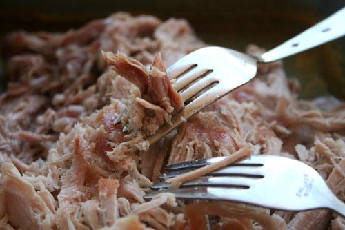 Pork-Pulled