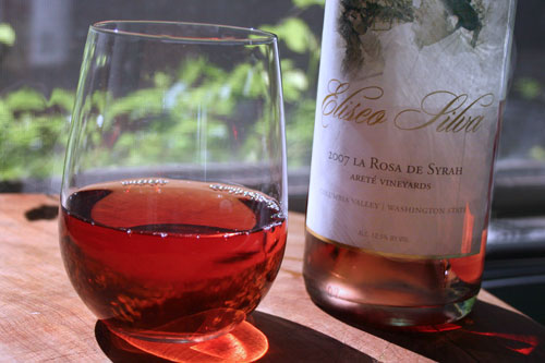 Eliseo-Silva Rose Wine