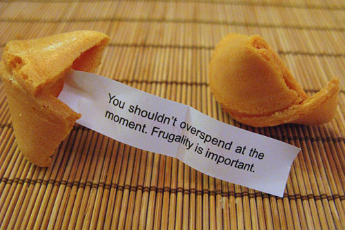 Fortune-Frugality