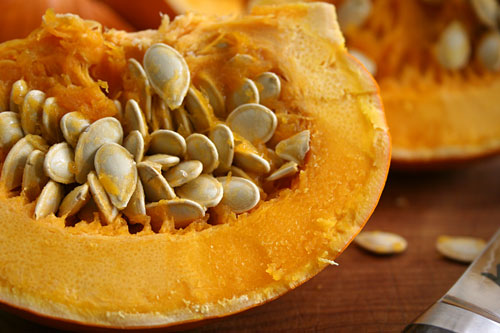 Pumpkin-Quarter