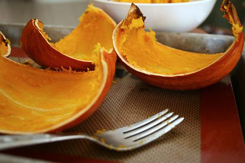 Pumpkin-shells