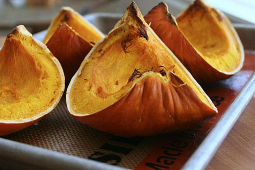Roasted-Pumpkin-Quarters