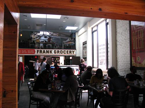 Frank-Austin Texas