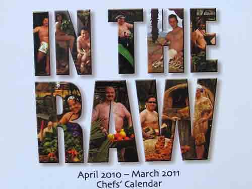 In The Raw Calendar